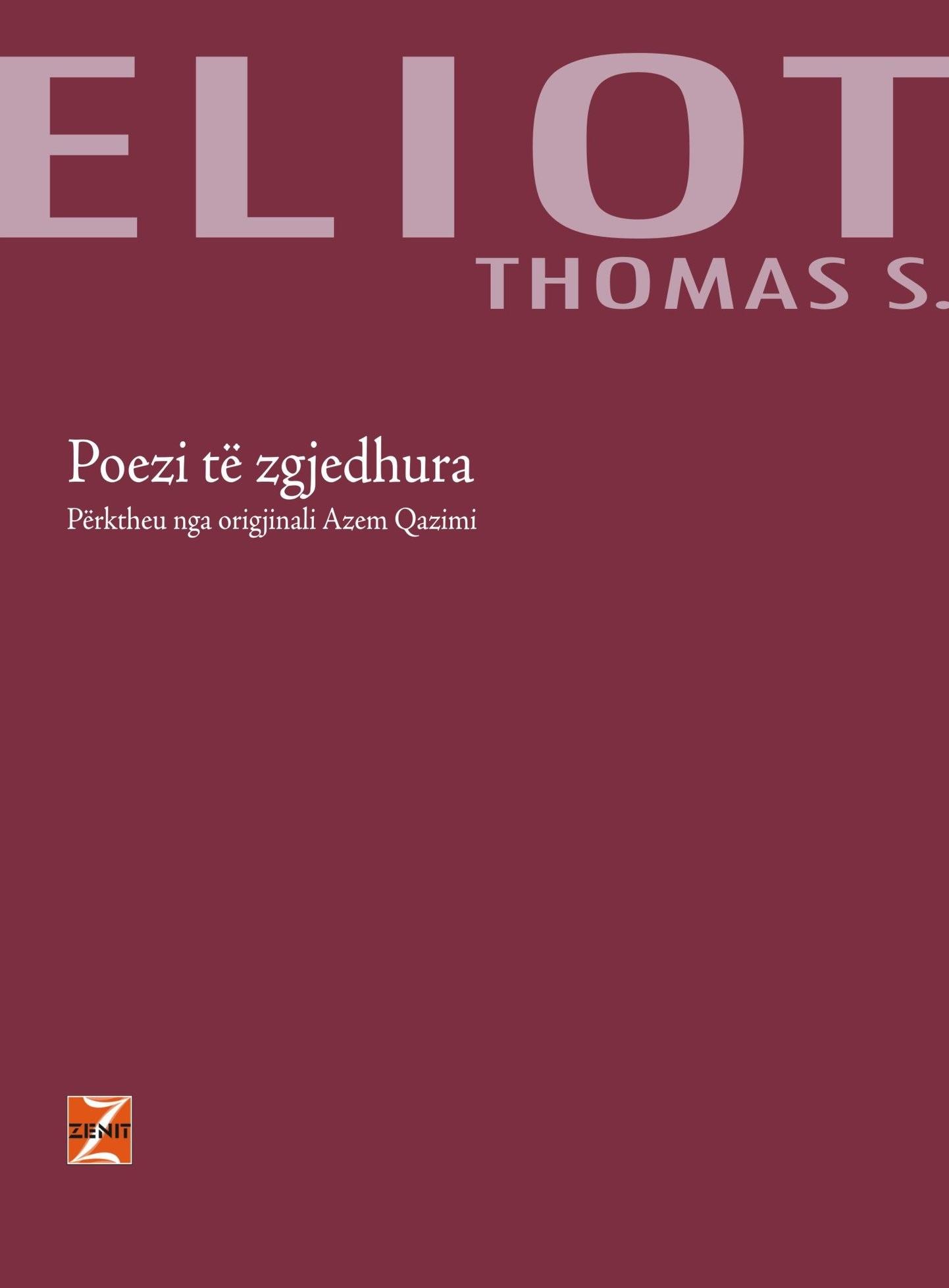 T.S. Eliot - Poezi të zgjedhura