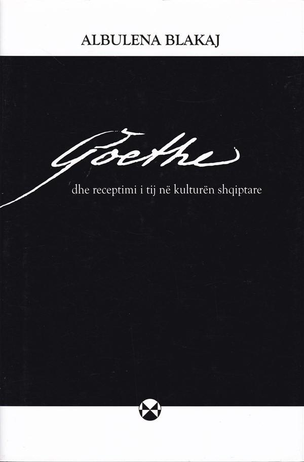 Goethe dhe perceptimi itij në kulturën shqiptare