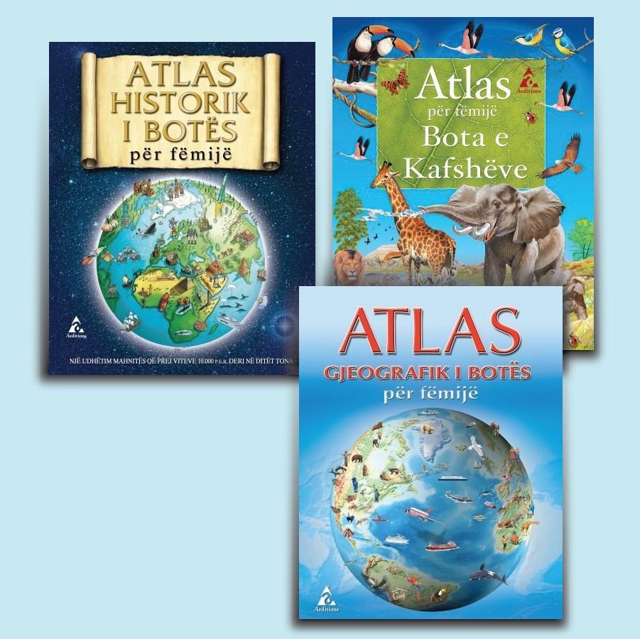 """Seti """"Atlaset e botes"""""""