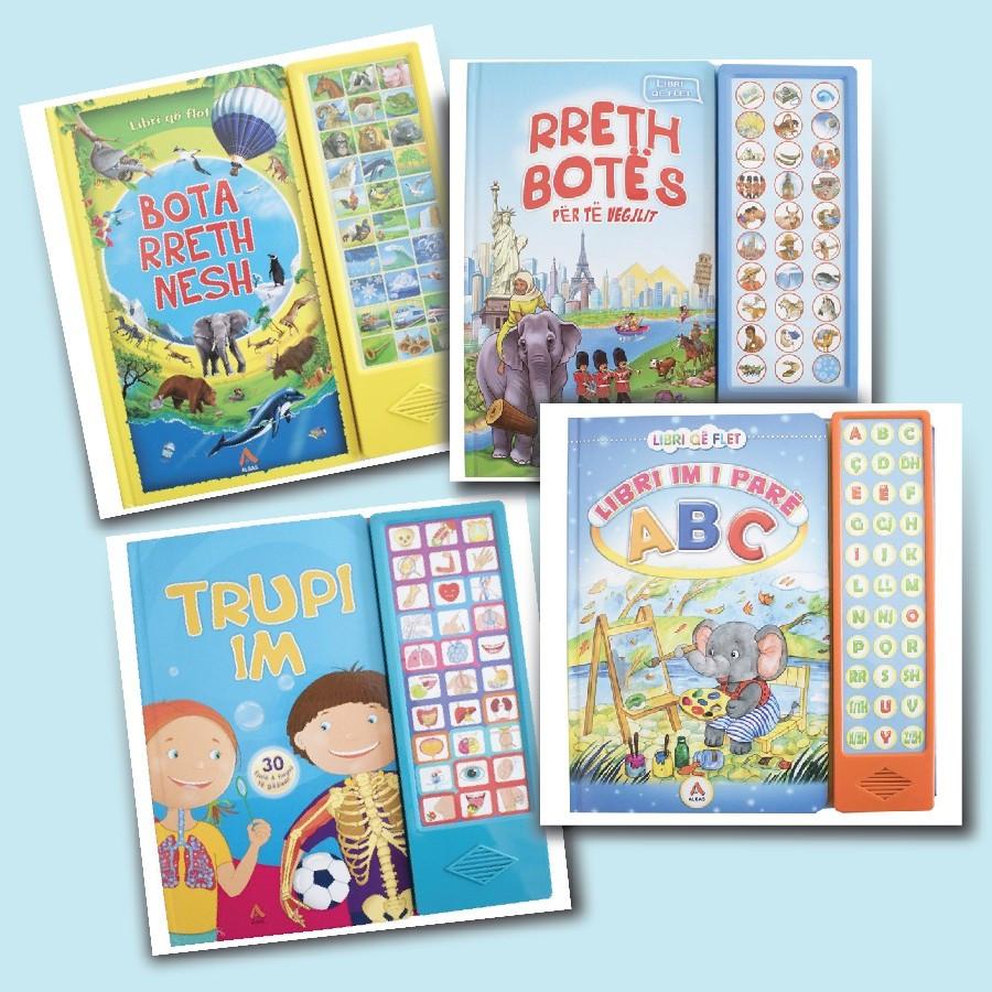 Set me libra për mësimet e para me tinguj