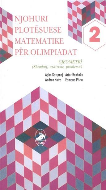 Njohuri plotësuese matematikë për olimpiadat 2