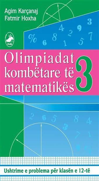 Olimpiadat kombëtare të matematikës (3)