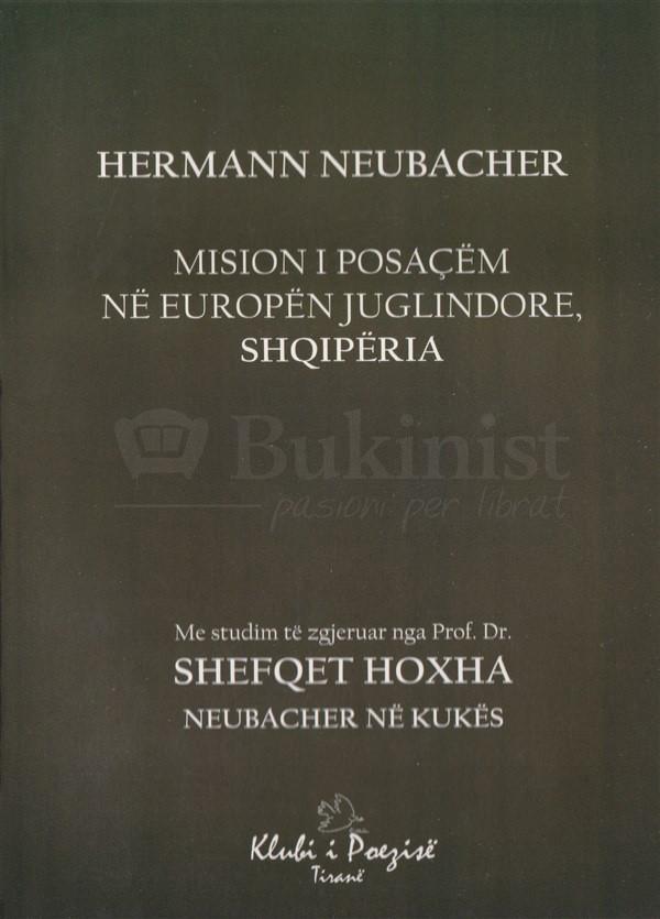 Misioni i posaçëm në Europën Juglindore, Shqipëria