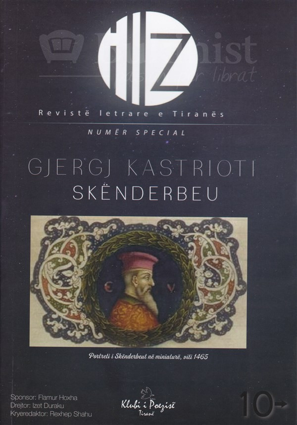 ILLZ nr. 10 - numer special per Skenderbeun