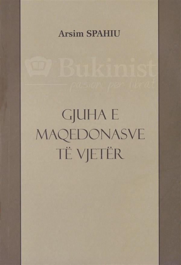 Gjuha e maqedonasve të vjetër