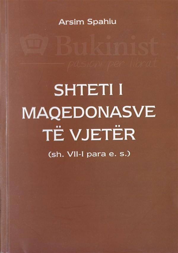 Shteti i maqedonasve të vjetër