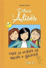 Ditari i Alises - Tom 6