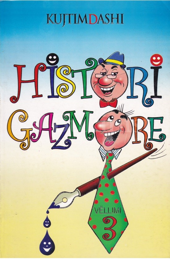 Histori gazmore 3