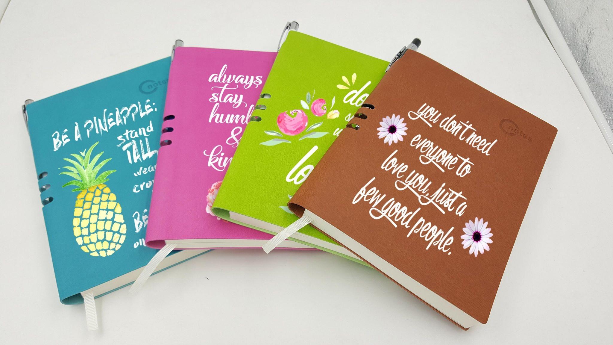 Bllok Lëkure 7001 Colors dhe Stilolaps metalik të personalizuar