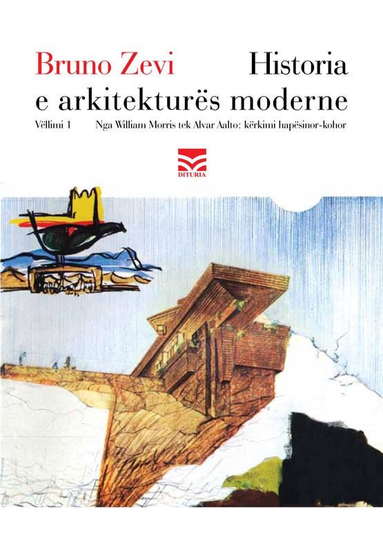 Historia e arkitektures moderne (Vell. I)