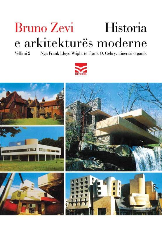 Historia e arkitektures moderne (Vell. II)