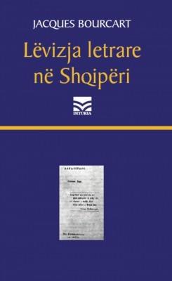 Lëvizja letrare në Shqipëri