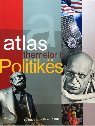 Atlas themelor i Politikes