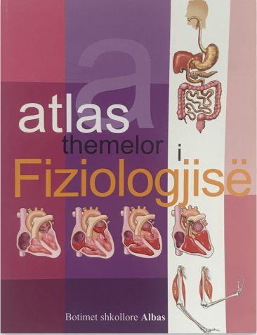 Atlas themelor i Fiziologjise