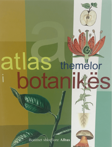 Atlas themelor i botanikes