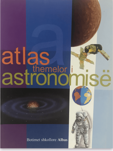 Atlas themelor i astronomise