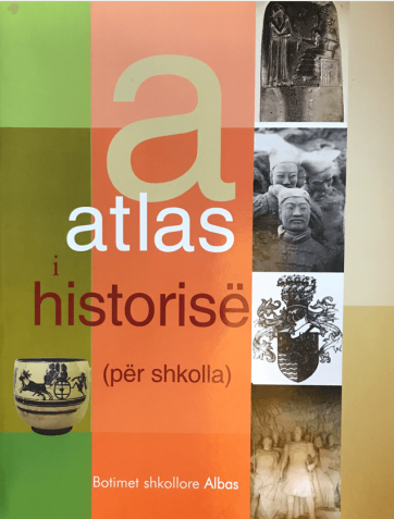 Atlas i historise (per shkolla)