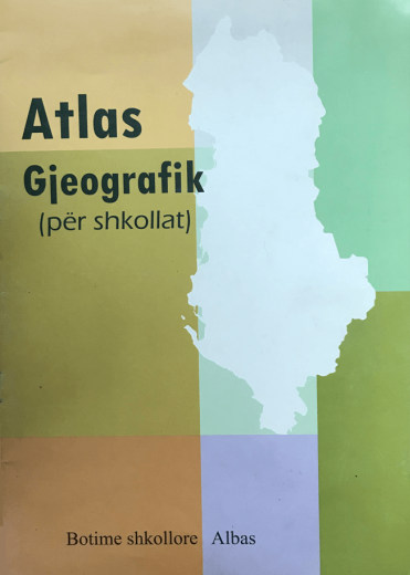 Atlas Gjeografik (për shkollat)