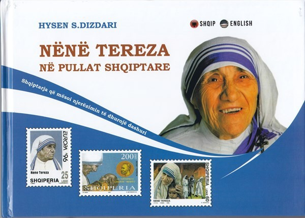 Nënë Tereza në pullat shqiptare