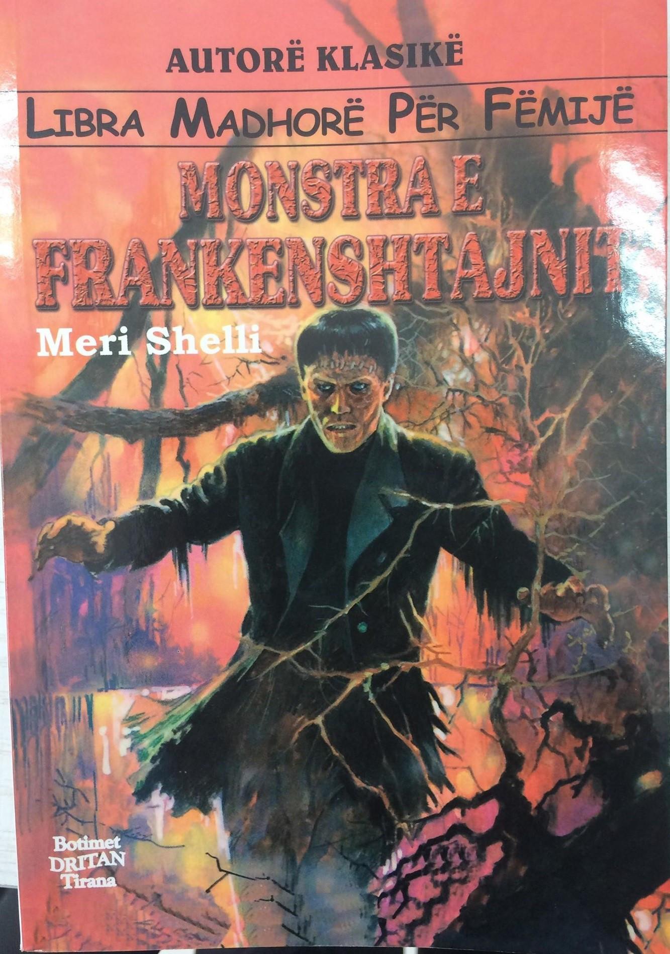 Monstra e Frankenshtajnit