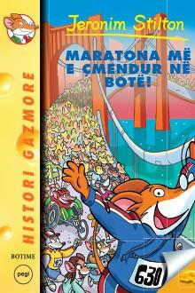 Stilton 30: Maratona më e çmendur në botë!