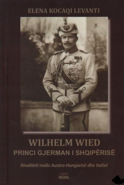 Wilhelm Wied, princi gjerman i Shqipërisë
