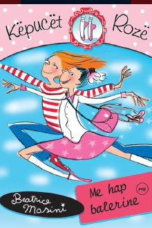 Kepucet roze 1 – Me hap balerine