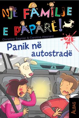 Panik në autostradë