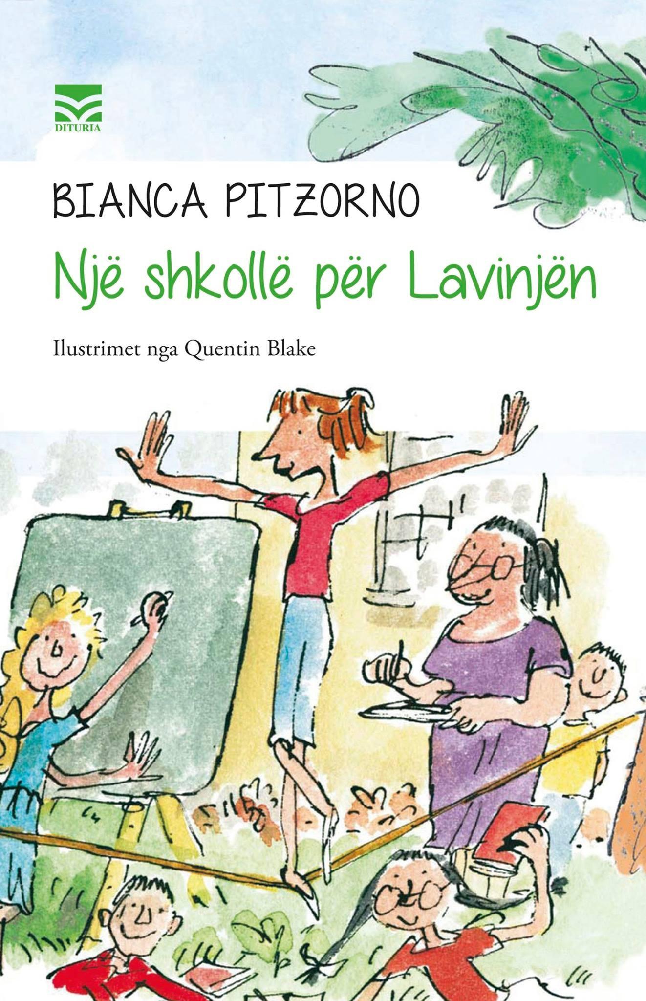 Një shkollë për Lavinjën