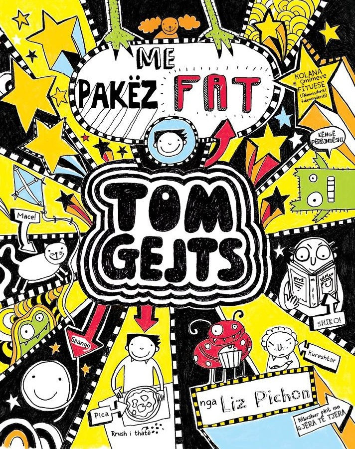 Tom Gejts 7 - Me pakez fat