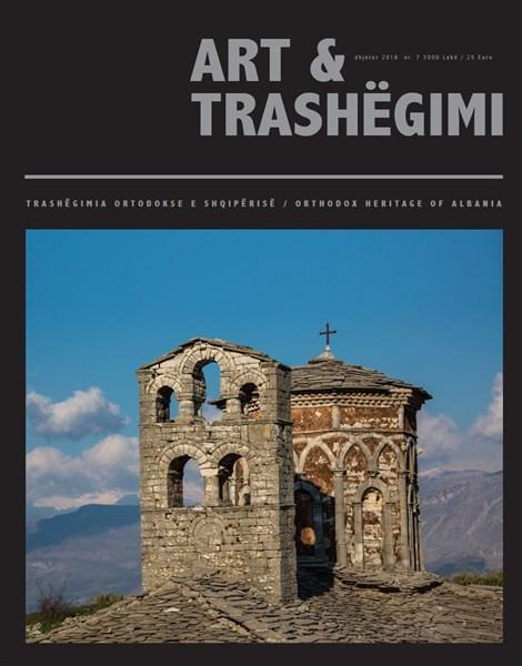 """Art & heritage has just published """"Orthodox Heritage of Albania""""!"""