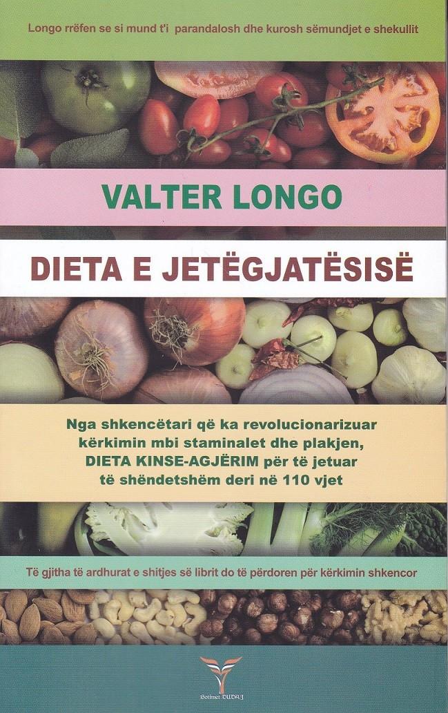 Dieta e jetëgjatësisë