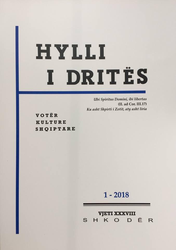 Hylli i Drites 1-2018
