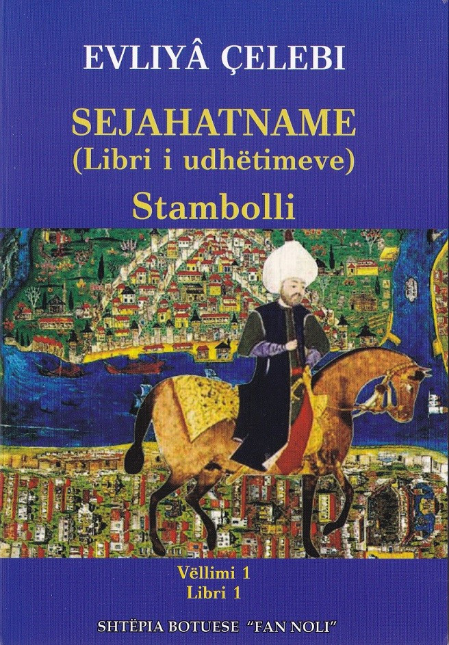 Sejahatname Libri i udhetimeve - Stambolli I