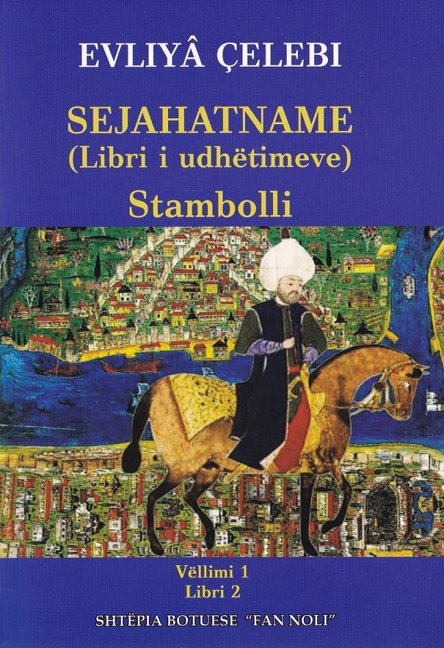 Sejahatname Libri i udhetimeve Stambolli II