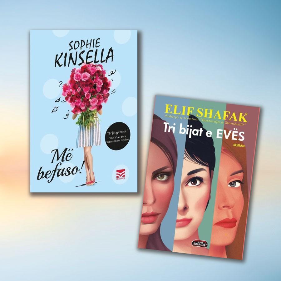 Romancat e vitit 2018 – set me 2 libra