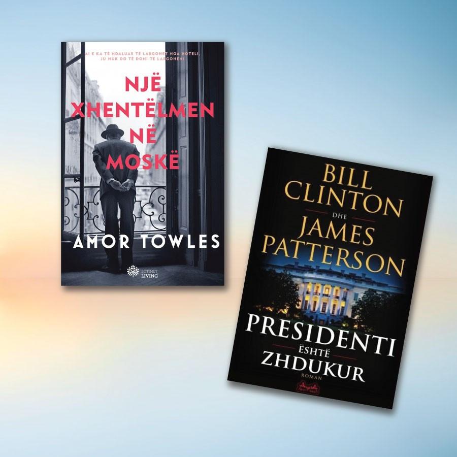 Thrillera politike – set me 2 libra