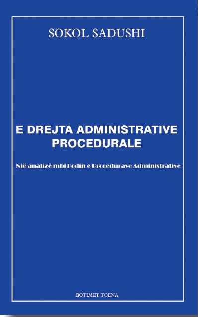 E drejta administrative procedurale