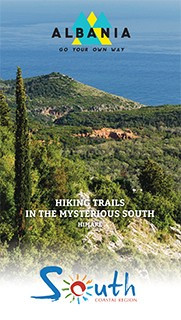Himare-Hiking Trails Map- Guide
