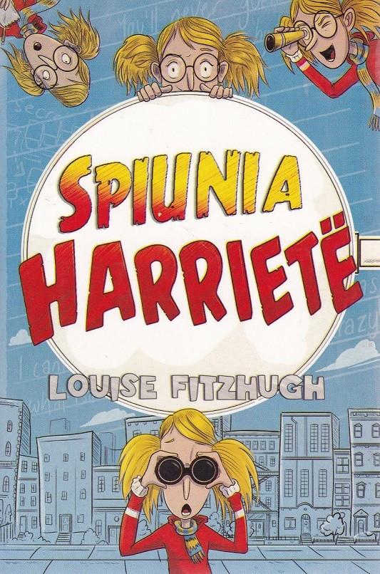 Spiunia Harrietë