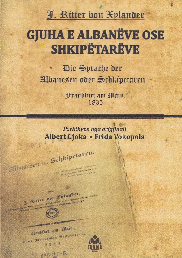Gjuha e Albaneve ose Shkiptareve