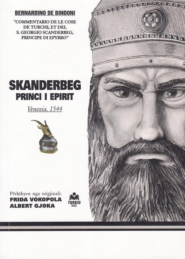 Skanderbeg, Princi Epirit