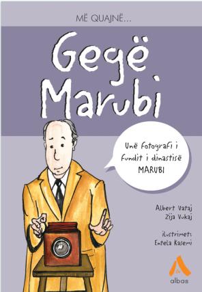 Gege Marubi