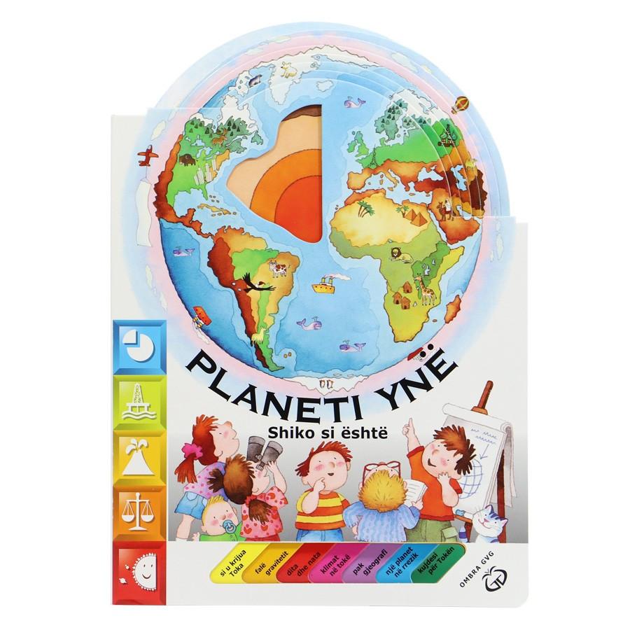 Shiko si është planeti ynë