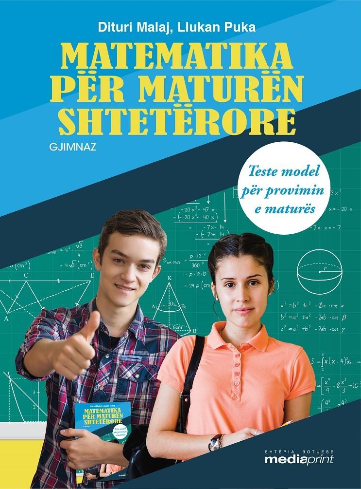 Matematika për Maturën Shtetërore