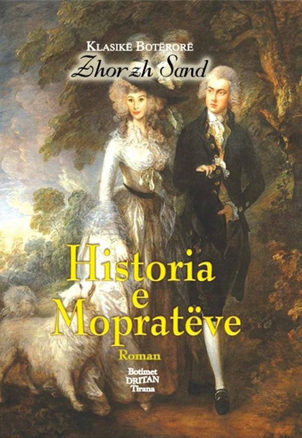 Historia e Moprateve