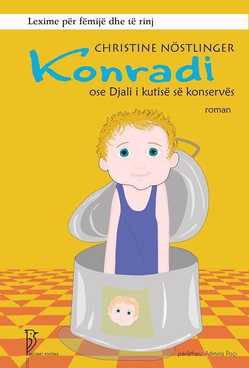 Konradi - ose djali konservës