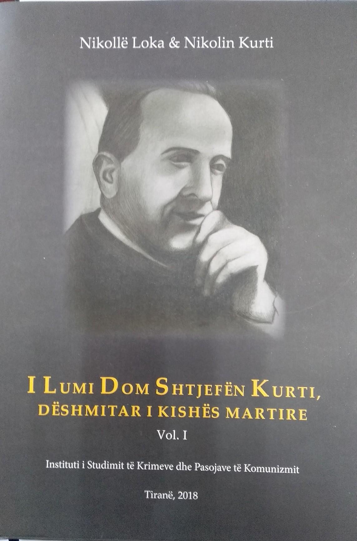 I lumi Dom Shtjefën Kurti, dëshmitar i Kishës Martire