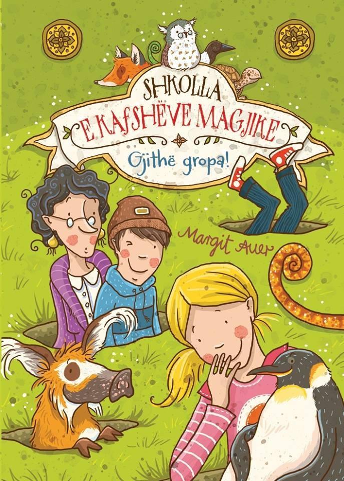Shkolla e Kafshëve Magjike 2