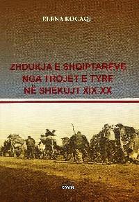 Zhdukja e shqiptareve nga trojet e tyre ne shekujt XIX-XX